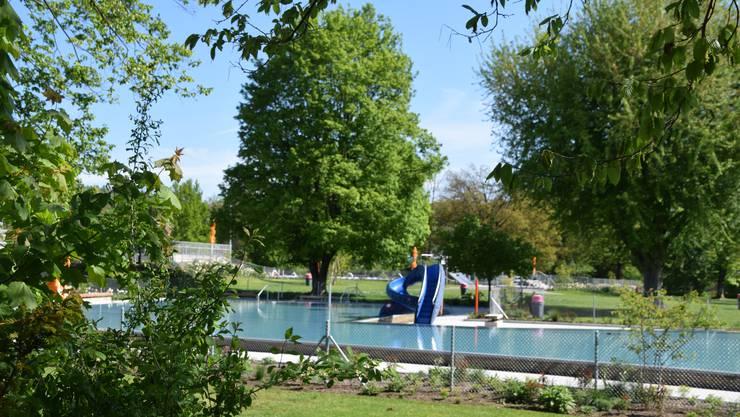 Vom 13. Mai bis 8. Juni war wegen Stromschlaggefahr nichts mit Schwimmen in der Badi Wohlen.