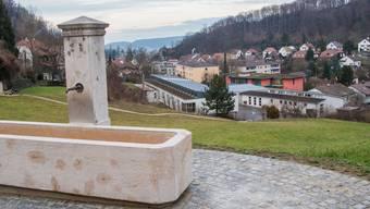 Einbrecher sind immer wieder im Solothurnischen Leimental unterwegs, im Hintergrund die Gemeinde Flüh.