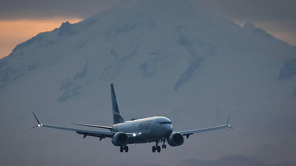 Die Airlines weltweit hatten wegen der Coronakrise mit einem Einbruch von nie dagewesenem Ausmass zu kämpfen. (Symbobild)