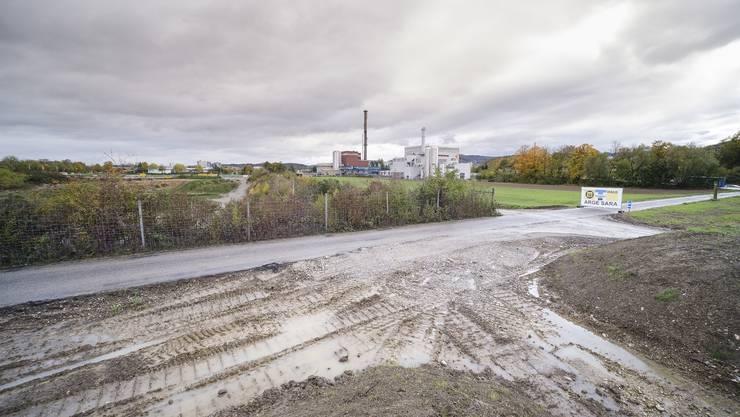 Die neue Strasse soll ab Ende 2022 entlang der Autobahn verlaufen.