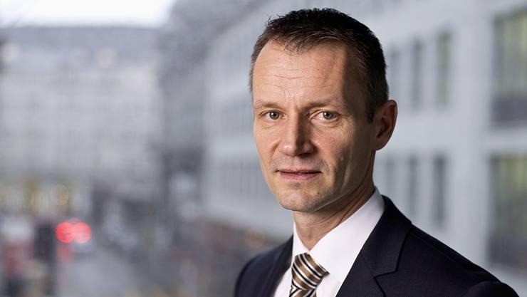 Daniel Kalt ist Chefökonom der UBS.
