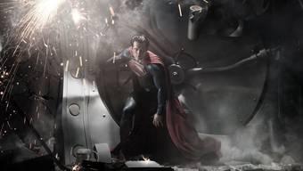Der Brite Henry Cavill spielt den neuen Superman
