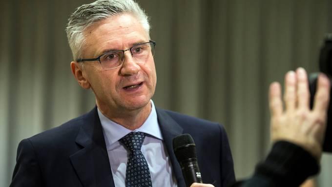 Der Facebook-Post gegen die Zürcher Lehrerin soll für SVP-Nationalrat Andreas Glarnern keine rechtlichen Folgen nach sich ziehen. (Archivbild)