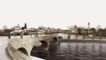 Pont Neuf in Aarau