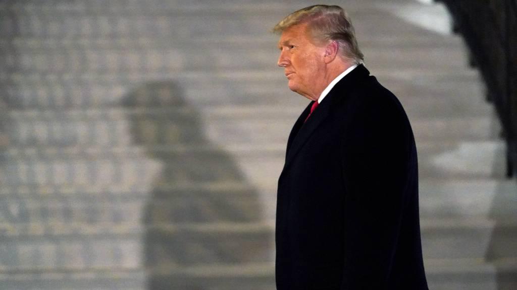 Historisches zweites Impeachment gegen Trump eröffnet