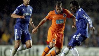 Chelsea hatte Mühe gegen Porto