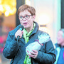 «Das Rennen war offen, ich habe bis zum Schluss gehofft»: Ruth Müri (Grüne) verpasste die Wahl in den Ständerat.