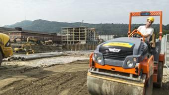 Giftstoffe beim Bauen sind gefährlich für Böden.