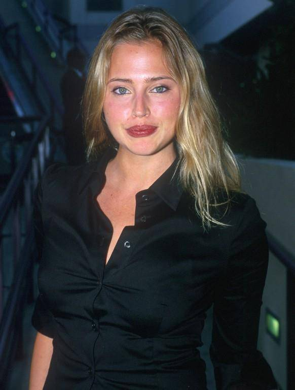 2000: Estella Warren (© Getty Images)