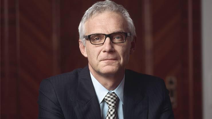 Urs Rohner, Präsident der Credit Suisse.Gaetan Bally/KEystone