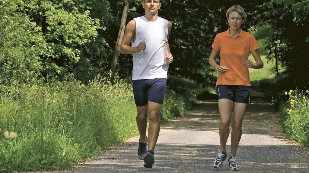 Sport im Sommer: Das gilt es zu beachten