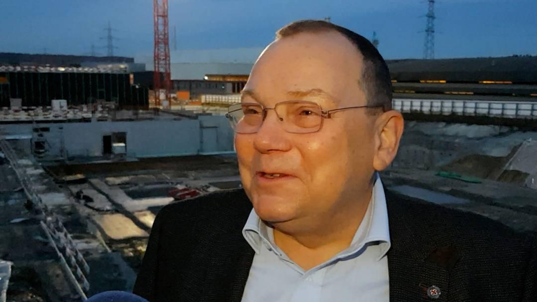 """""""Wer bei uns arbeiten will, muss Englisch können"""": der Villiger Gemeindeammann René Probst zum Mega-Projekt """"Park Innovaare"""" und den Herausforderungen für die Gemeinde"""