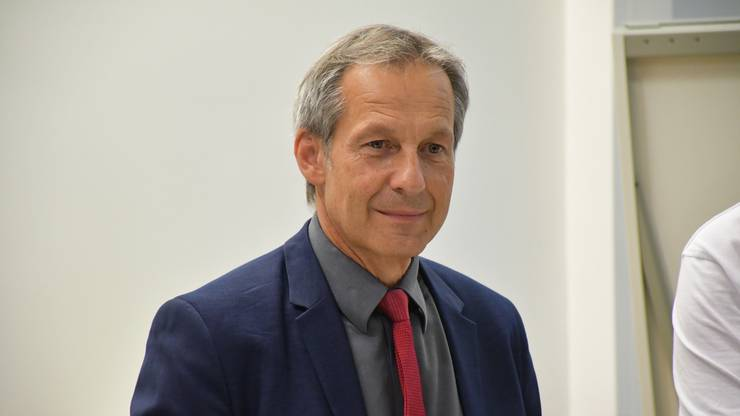 Martin Brügger.