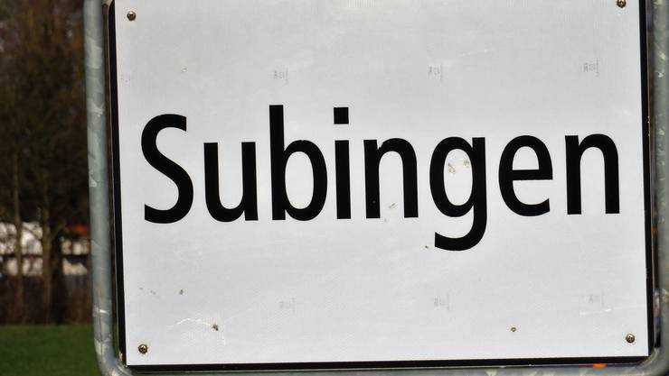 In Subingen wird die Ortsplanung revidiert.