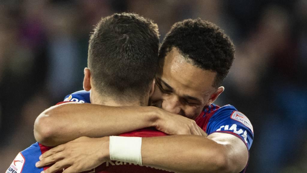 Leichtes Spiel für den FC Basel