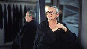 Grande Dame der Mode: Christa de Carouge feiert ihren 80. Geburtstag. (Archivbild)