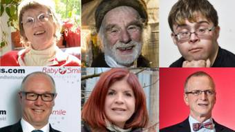 Kandidaten für den Limmattaler des Jahres 2013