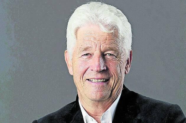 Benedikt Weibel Ehemaliger SBB-Direktor.
