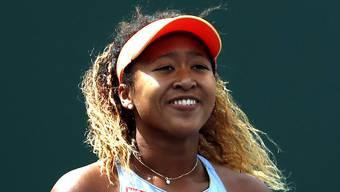 Naomi Osaka feiert in Indian Wells ihren grössten Karriere-Erfolg
