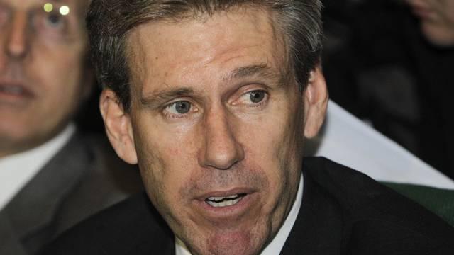 US-Botschafter Chris Stevens im April 2011 in Libyen