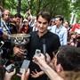29. Januar 2017: Die längste Durststrecke Federers endet am Australian Open mit dem 89. Titel
