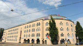 Neuer Standort: Das neue Programm von Radio Basel wird hauptsächlich aus dem orangen Gebäude an der Münchensteinerstrasse in Basel gesendet. (Bild: Juri Junkov)