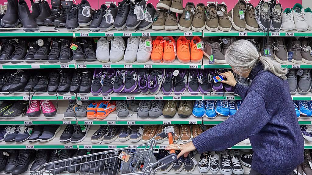 Konsumentenstimmung in der Schweiz weiter schwach