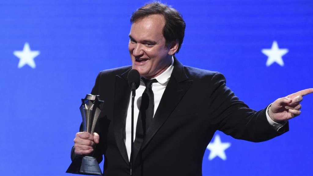 Tarantino-Film räumt bei US-Kritikerpreisen ab