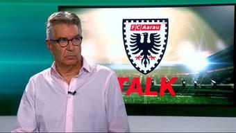 Vor dem Rückrundenstart: der erste FCA-Talk von Ruedi Kuhn und Sebastian Wendel im Jahr 2020.