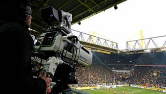 Das erste Champions League-Spiel fand in Dortmund statt.