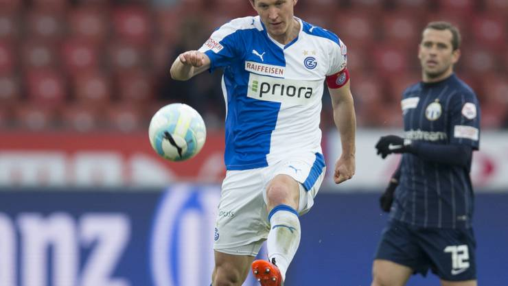 Mittelfeldspieler Kim Källström von den Grasshoppers fährt mit Schweden an die EM in Frankreich