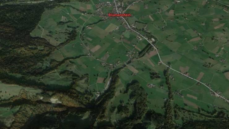 In der Region Blumenstein ist am Montag ein vermisster Wanderer tot aufgefunden worden.