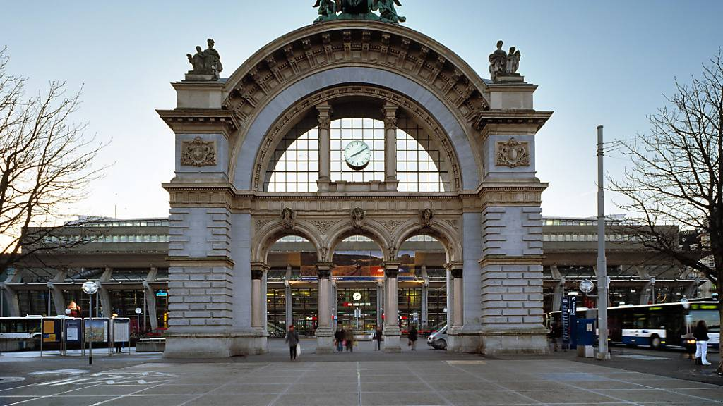 Bahnhof Luzern ist bei Pendlern am beliebtesten