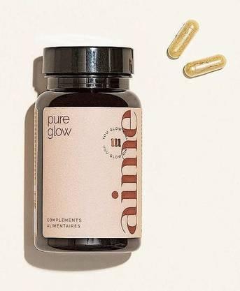 Shootingstar unter den Beauty-Pillen: die Produkte von Aime.