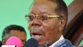 Der malawische Präsident Mutharika ist verstorben (Archiv)