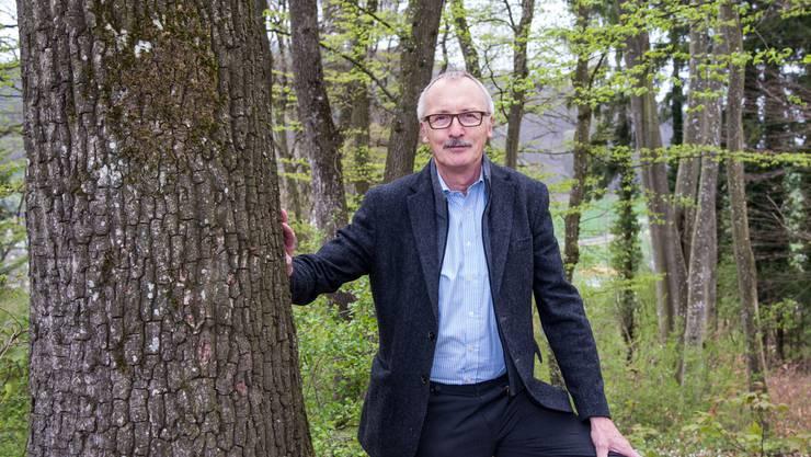 Andres Klein: «Ich habe in verschiedenen Zusammenhängen gearbeitet, aber so direkte Anerkennung wie bei den Wald-Leuten habe ich sonst nirgends gefunden.»