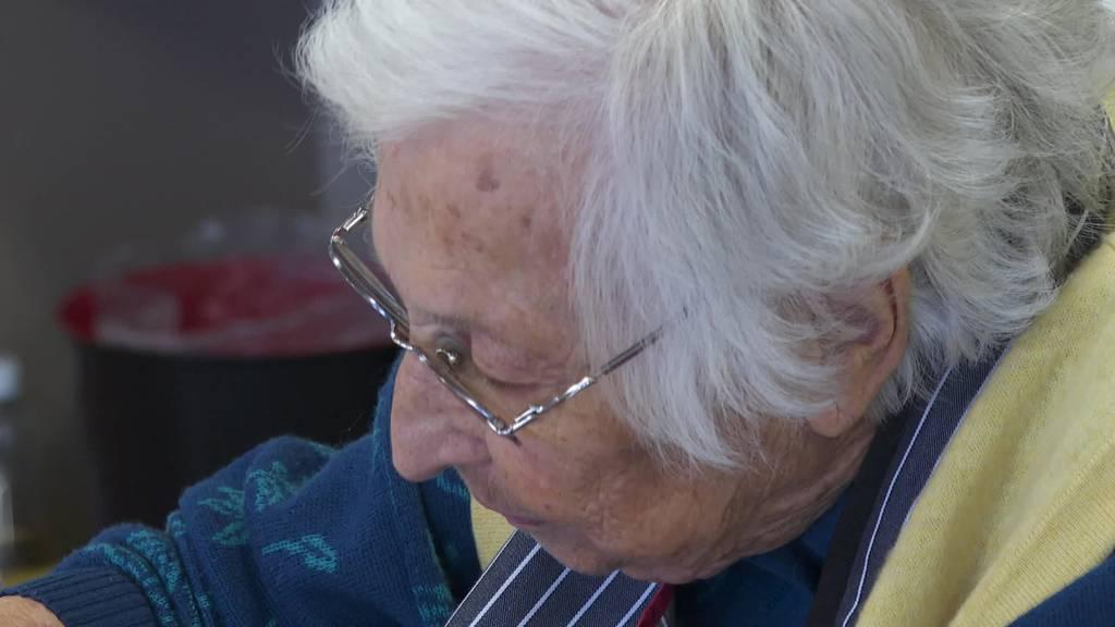 Weihnachten im Altersheim: Ohne Familie aber mit Massnahmen