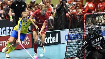 Mirjam Hintermann, Unihockey-WM 2 (16.12.2019)