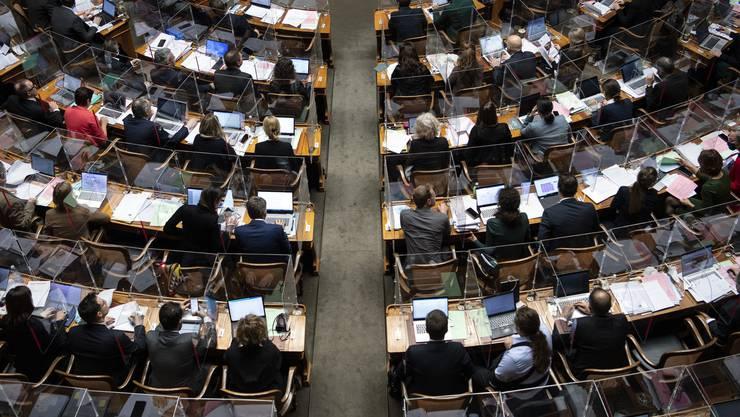 Der Nationalrat verzichtete darauf, am Dienstag über das Geldwäschereigesetz zu debattieren. (Symbolbild)