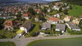 Seit der letzten Ortsplanungsrevision hat sich Gretzenbach stark verändert.