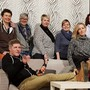 (V.l.): Fabienne Schmid, Franziska Sinniger, Peter Neuenschwander, Franziska Beck, Monika Hoppe, Fabienne Salvisberg, Miriam Rüfli, Nadine Lemp, Joel Hoppe, Beat Strähl.