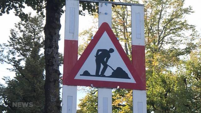Die Geduld der Bauarbeiter ist am Ende