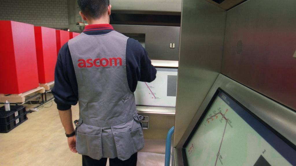 Der Technologiekonzern Ascom hat im ersten Halbjahr 2016 einen Verlust erlitten. (Archiv)