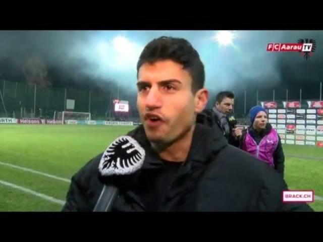 FC Aarau - FC Luzern 3:4 (12.12.2015) Stimmen zum Spiel