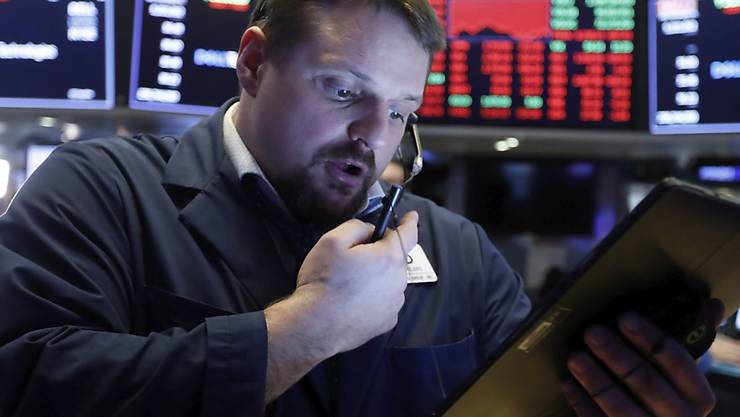 Wegen des Chaos am Ölmarkt hat die New Yorker Börse am Dienstag deutlich schwächer geschlossen. (Archivbild)