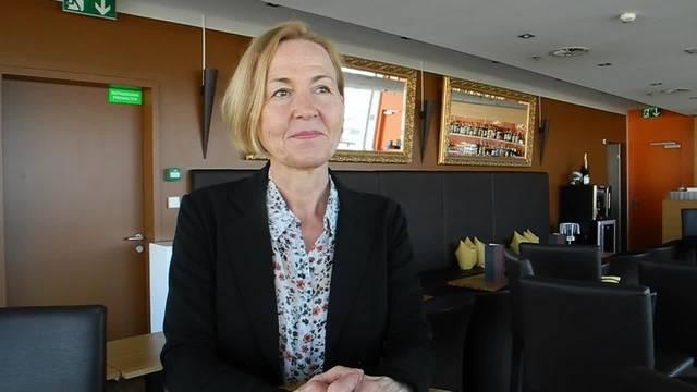 Regierungsrat Interview: Susanne Schaffner