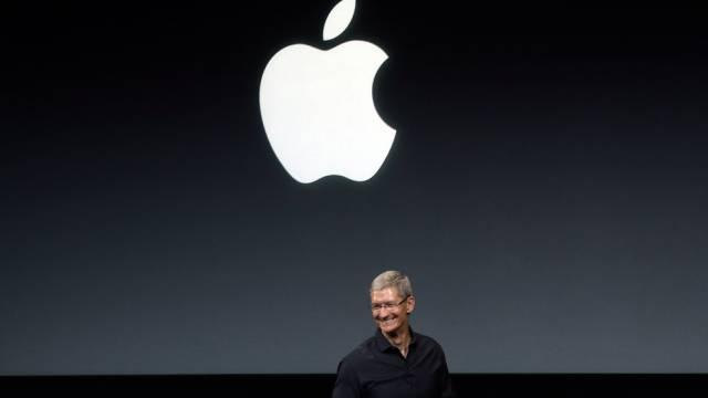 Apple-CEO Tim Cook (Archiv)