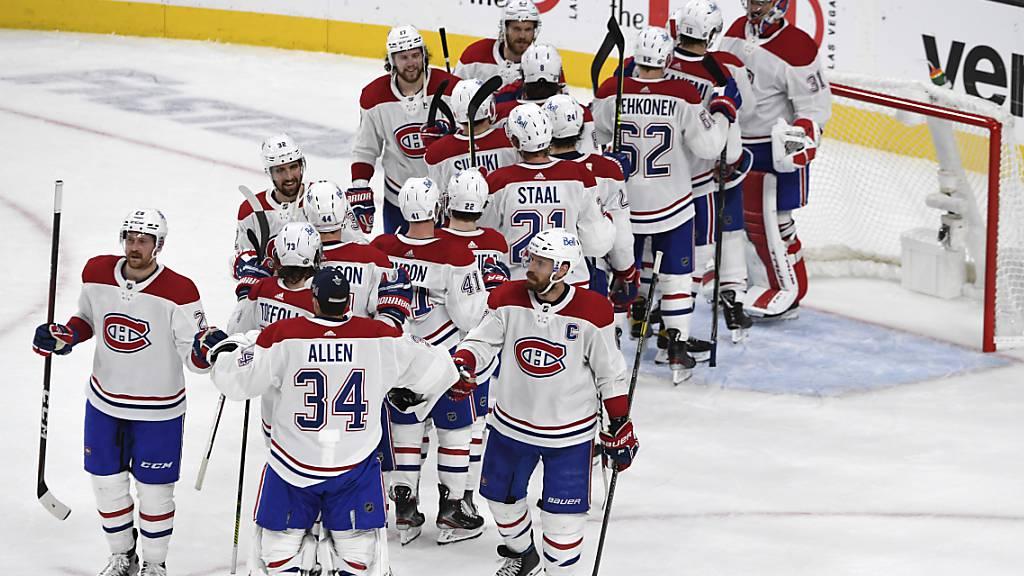 Canadiens vor erstem Finaleinzug seit 1993