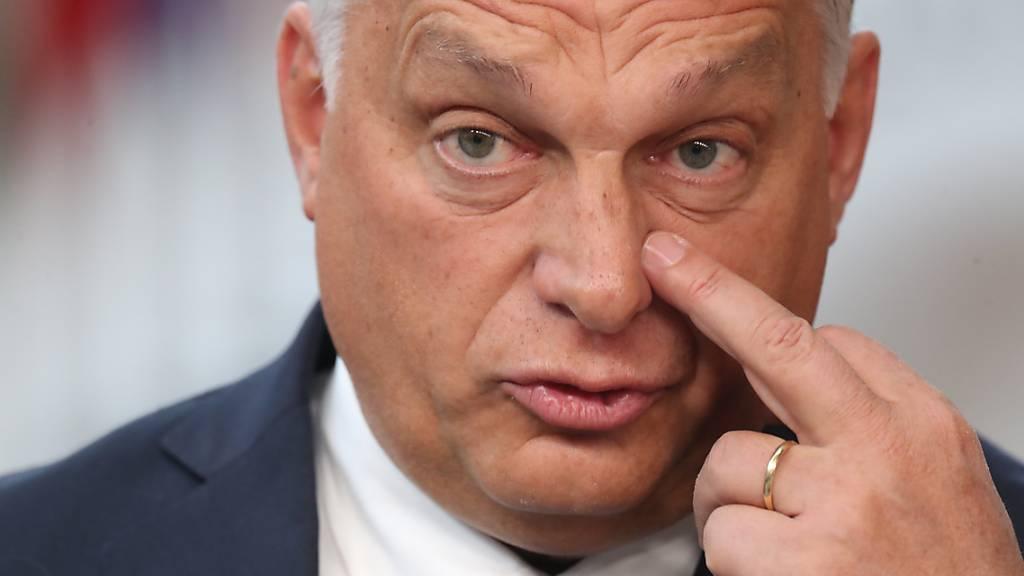 Orban vor EU-Gipfel: «Gegen Polen läuft eine Hexenjagd»
