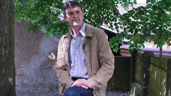 Naturmensch: Otto Moser, Leiter der Bewährungshilfe Aargau, findet den Ausgleich in der Natur.